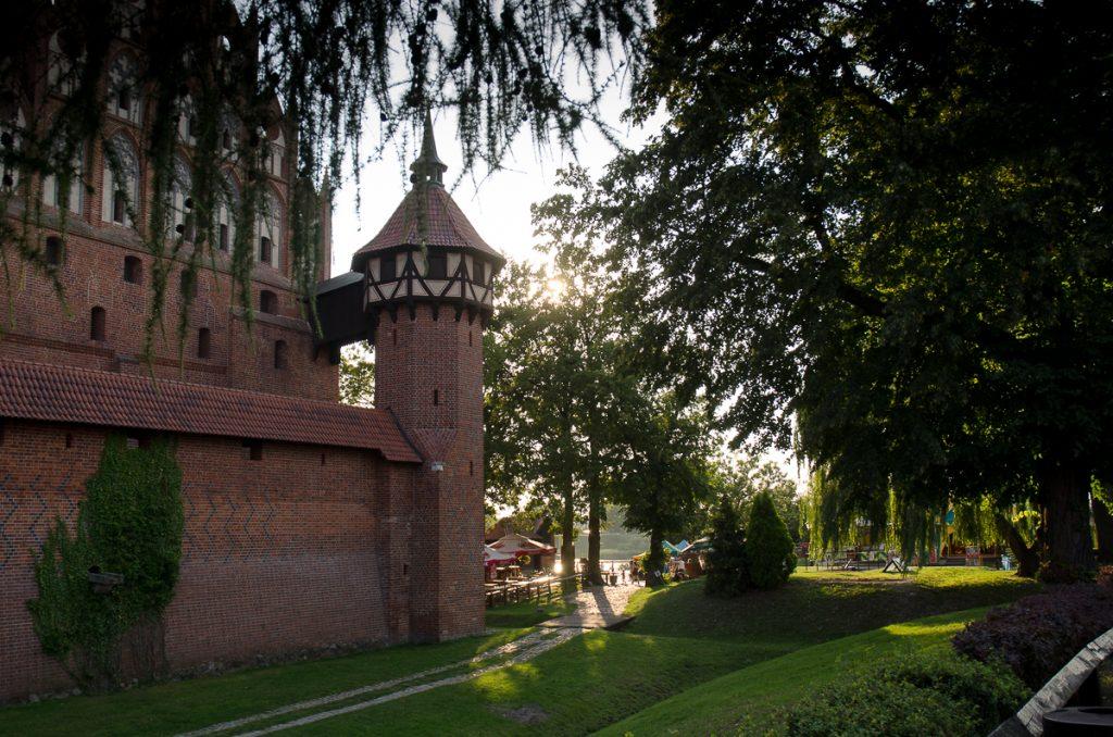Zamek malborski
