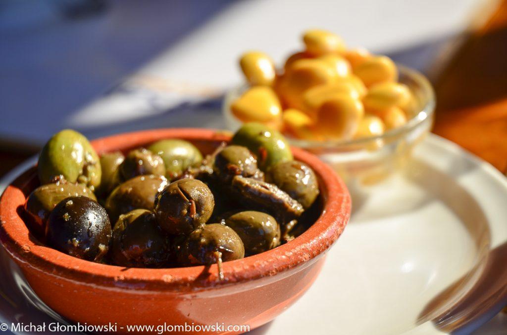 Plantacje oliwek mają dla gospodarki Portugalii równie duże znaczenie, jak hodowle dębów korkowych.