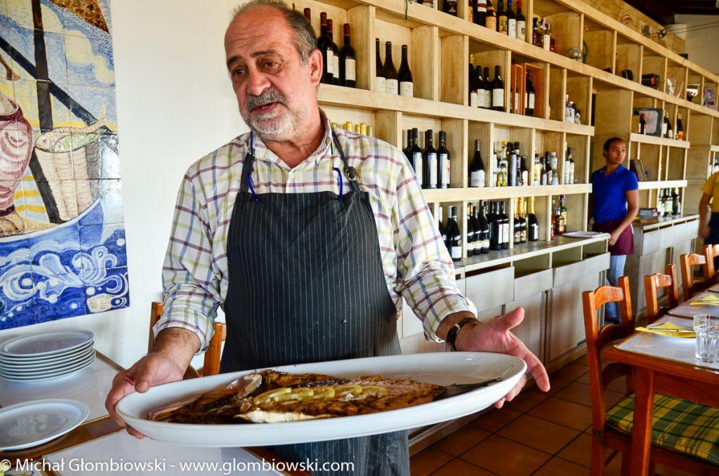 Carlos Barros, mag smaków, Arte e Sal, Portugalia