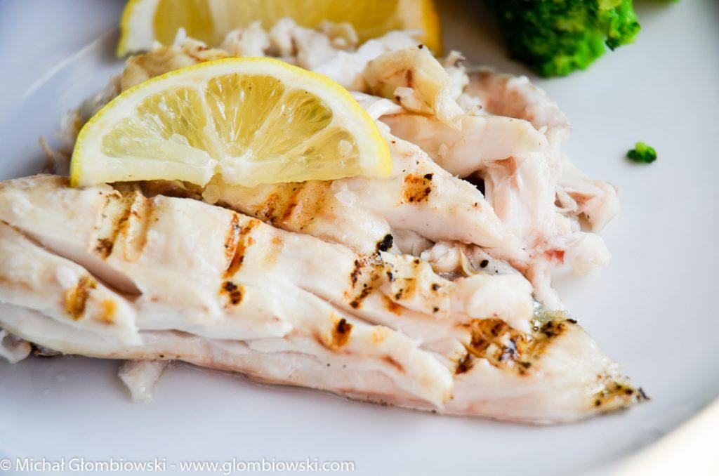 Robalo, czyli okoń morski - mniej doceniany niż bacalhau - a stojący być może wyżej w hierarchii dań rybnych.