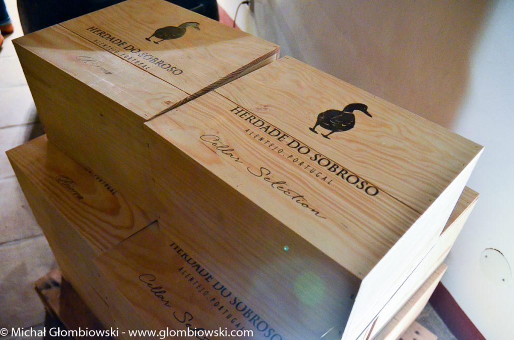 Samiec kaczki krzyżówki na etykietach tutejszych win to jawny ślad umiłowania polowań: Alentejo żyje myślistwem od zawsze.