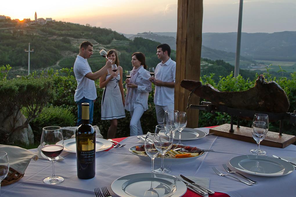 Duszny smak chorwackiej Istrii – Vina Laguna Terra Rossa