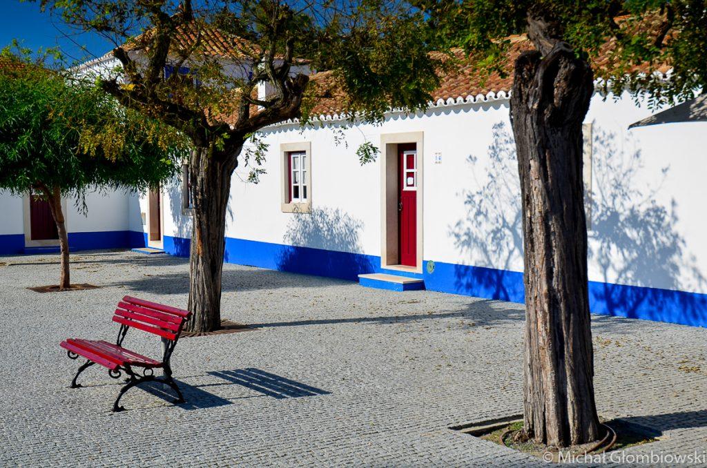 Porto Covo - maleństwo nad atlantyckim wybrzeżem, Portugalia