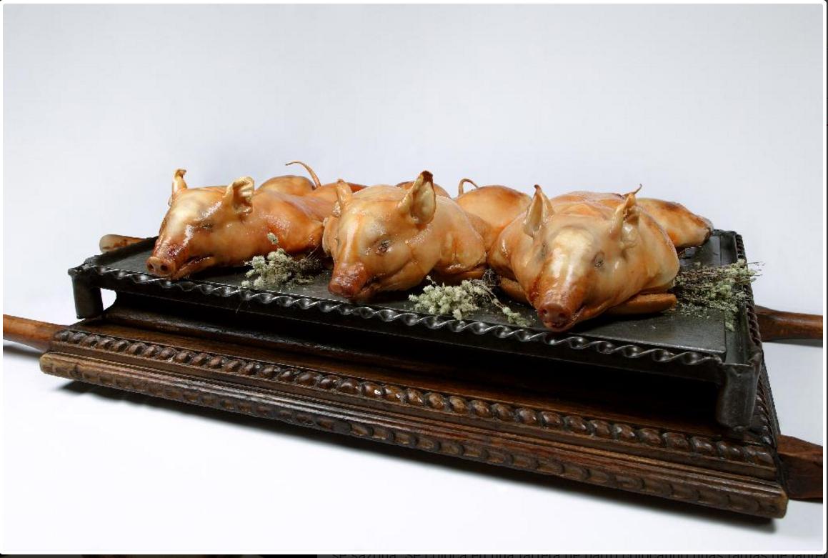 To danie w Hiszpanii jest niemal religią. Jak smakuje niemowlę świni
