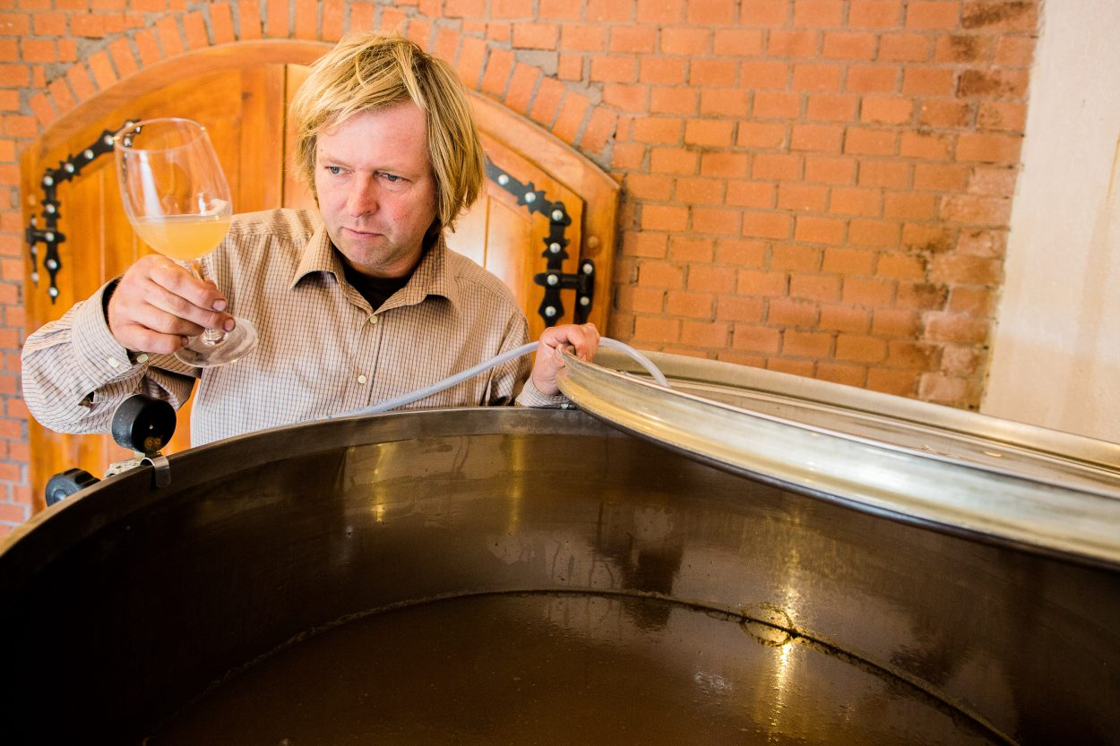 Winnica Miłosz prowadzona przez Krzysztofa Fedorowicza to jeden z jaśniejszych punktów na lubuskim szlaku wina