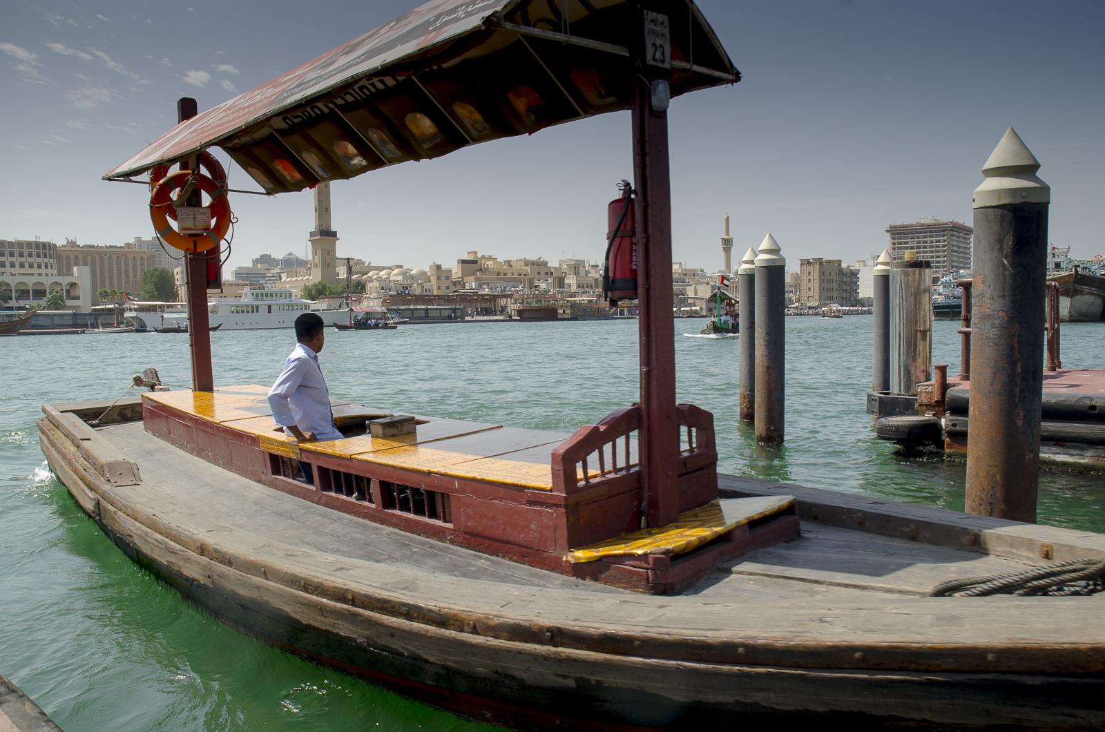 Dubaj - miasto przyszłości spotyka się z historią